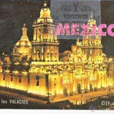 Postales: POSTAL - MEXICO - MEXICO DF CATEDRAL DE MEXICO - NO CIRCULADA. Lote 44869838