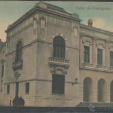Postales: CHILE - CONCEPCION - TEATRO - P1491. Lote 45088892