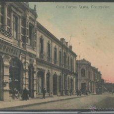 Postales: CHILE - CONCEPCION - CALLE BARROS ARANA - P1490. Lote 45088902