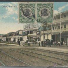 Postales: PANAMA - CALLE COLON - P1434. Lote 45089686