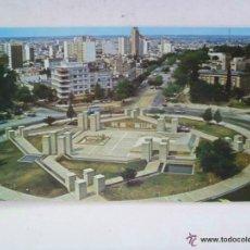 Postales: POSTAL DE CORDOBA ( ARGENTINA ) : PLAZA DE ESPAÑA .... 10 X 18 CM. Lote 45193727