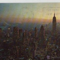 Postales: POSTAL NEW YORK CITY SKILINE * ESTADOS UNIDOS *. Lote 45521123