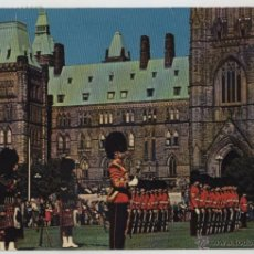 Postales: POSTAL OTAWA ONTARIO , CANADÁ CHANGING OF THE GUARDS. Lote 45550023