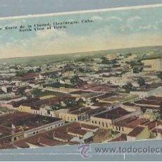 Postales: TARJETA POSTAL CIENFUEGOS, CUBA, PARTE NORTE DE LA CIUDAD, ED. RENACIMIENTO 70. Lote 45582320