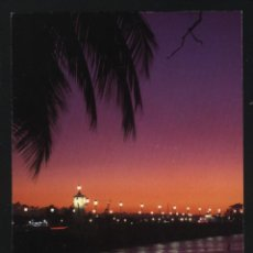 Postales: A-0576- PUERTO RICO. NIGH VIEW OF CONDADO. Lote 45615623