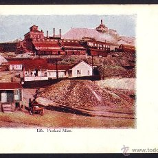 Postales: ESTADOS UNIDOS PORTLAN COLORADO MINA DE ORO 1911 CIRCULADA A REINO UNIDO. Lote 45654022