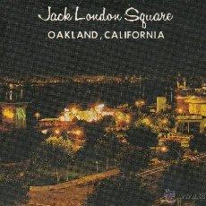 Postales: Nº 14627 POSTAL JACK LONDON SQUARE ESTADOS UNIDOS OAKLAND CALIFORNIA. Lote 45910274