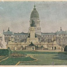Postales: Nº 14910 POSTAL BUENOS AIRES PLAZA CONGRESO ARGENTINA. Lote 45939736