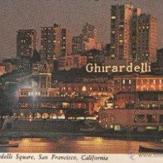 Postales: Nº 14765 POSTAL GHIRARDELLI SQUARE SAN FRANCISCO ESTADOS UNIDOS. Lote 45953514