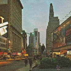 Postales: Nº 14800 POSTAL TIMES SQUARE NEW YORK CITY ESTADOS UNIDOS. Lote 45953578