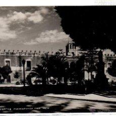 Postales: TARJETA POSTAL DE MEXICO. CUERNAVACA. PALACIO DE CORTES. Nº 194. Lote 46149812