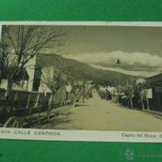 Postales: RARA POSTAL FOTOGRAFICA CAPILLA DEL MONTE CUBA. Lote 46175828
