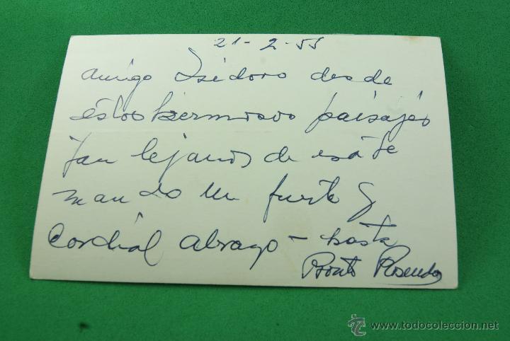 Postales: RARA POSTAL FOTOGRAFICA CAPILLA DEL MONTE CUBA - Foto 3 - 46175828