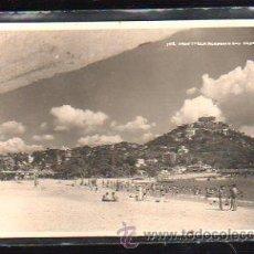 Postales: TARJETA POSTAL DE ACAPULCO, MEXICO - CALETILLA. 142.. Lote 46522661