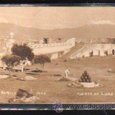 Postales: TARJETA POSTAL DE PUEBLA, MEXICO - FUERTE DE LORETO. 60.. Lote 46522834