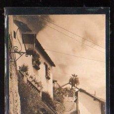 Postales: TARJETA POSTAL DE MEXICO - TIPICO CALLEJON. 1107. TAXCO.. Lote 46522954