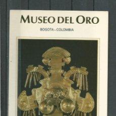 Postales: 10 POSTALES DE COLOMBIA -BOGOTA - MUSEO DEL ORO -SIN CIRCULAR. Lote 47073292