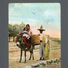 Postales: OAXACA TIPOS DE INDIOS MEXICO - POSTAL . Lote 47127224