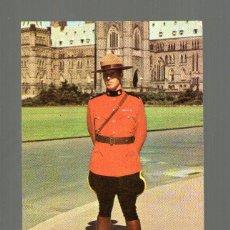 Postales: POLICIA MONTADA DEL CANADA - POSTAL . Lote 47128449