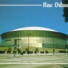 Postales: POSTAL, THE LOUISIANA SUPERDROMA, NEW ORLEANS, ESTADOS UNIDOS, DIS. EXPRESS PUBLISHING, LA 70130. Lote 47420519