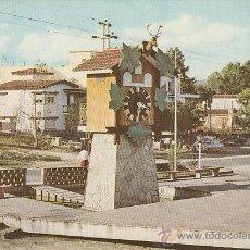 Postales: VILLA CARLOS PAZ, EL CUCÚ (RELOJ). Lote 47611426