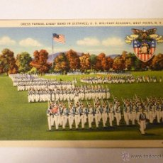 Postales: POSTAL ANTIGUA ACADEMIA MILITAR DE WEST POINT, NY.. Lote 47629655
