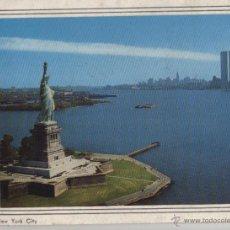 Postales: POSTAL : NEW YORK CITY ( DÍPTICO). Lote 47723107