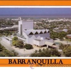 Postales: Nº 7217 POSTAL BARRANQUILLA COLOMBIA. Lote 48147873