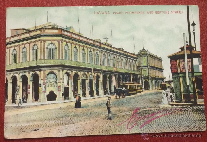 Cuba habana paseo del prado y calle neptuno comprar for Okafu calle prado 10