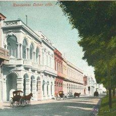 Postales: POSTAL HAVANA, REPUBLICA DE CUBA. RESIDENCES CUBAN STILE. 11191.. Lote 48891281