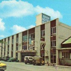 Postales: POSTAL. GRAN HOTEL PARIS. LA CEIBA. HONDURAS. C. A. CENTRO AMERICA. HOTELES. SIN CIRCULAR. VER FOTO.. Lote 49102768