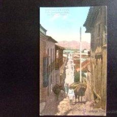 Postales: SANTIAGO CUBA CALLE SAN GERMAN BAJA - SAN GERMAN STREET. Lote 49414152