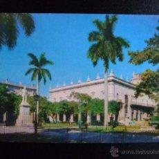 Postales: CUBA LA HABANA - PLAZA DE ARMAS OLD PLAZA DE ARMAS HAVANA. Lote 49414407