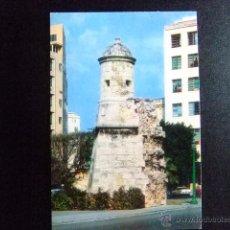 Postales: CUBA LA HABANA GARITA DE LA ANTIGUA MURALLA. Lote 49419240