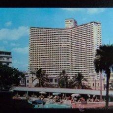 Postales: CUBA EDIFICIO COMANDANTE MANUEL FAJARDO - HABANA. Lote 49419581