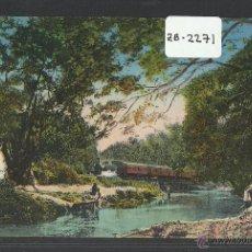 Postales: PUERTO CABELLO - VENEZUELA - FERROCARRIL - (ZB-2271). Lote 49435483