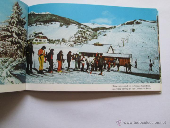 Postales: BARILOCHE 80 VISTAS COLOR, CIRCA 1965 - ALBUM PHOTOS - Foto 7 - 49455196