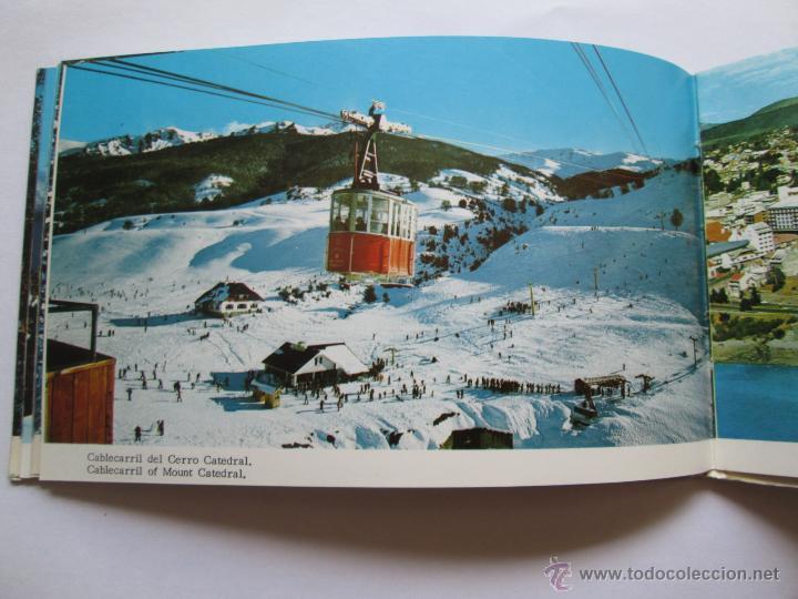 Postales: BARILOCHE 80 VISTAS COLOR, CIRCA 1965 - ALBUM PHOTOS - Foto 8 - 49455196