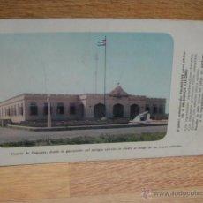 Postales: CUBA ,CUARTEL DE YAGUAJAY - POSTAL JABON PALMOLIVE. Lote 49490650