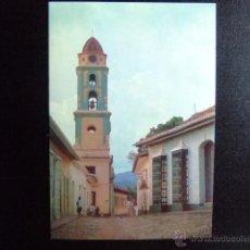 Postales: CUBA ARQUITECTURA COLONIAL VILLAS. Lote 49491364