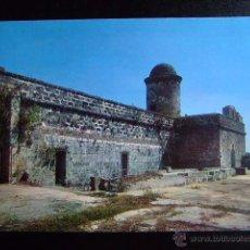 Postales: CUBA CASTILLO DE JAGUA CIENFUEGOS. Lote 49491562