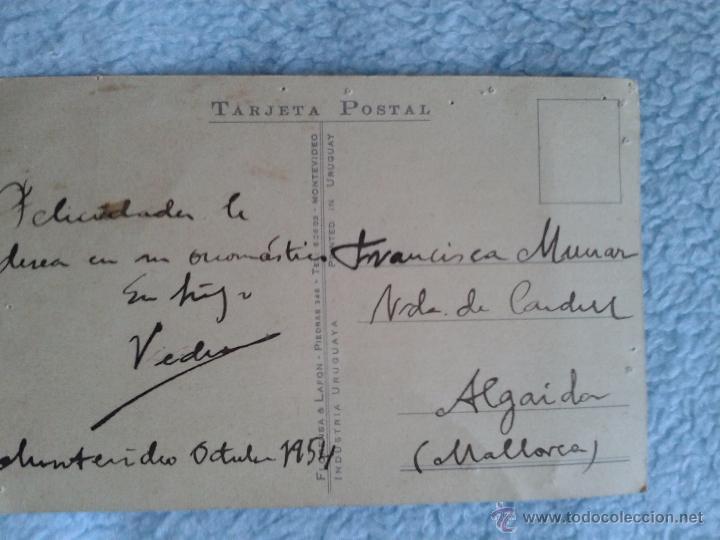 Postales: Uruguayan plaza cagancha 1954 - Foto 2 - 50065941