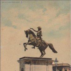 Postales: P- 1757. POSTAL BUENOS AIRES. ESTATUA GRAL. SAN MARTIN. . Lote 50088016