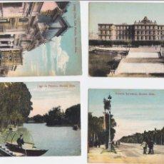 Postales: P- 1837. LOTE 4 POSTALES BUENOS AIRES.. Lote 50115019