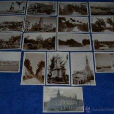 Postales: LOTE DE 18 POSTALES - EDICIONES CAMINO - HARRIS BROSS - CUBA. Lote 50988368