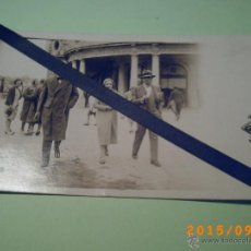 Postales: ANTIGUA POSTAL MAR DEL PLATA - ARGENTINA --BUENOS AIRES-FOTO PAGNOTTA - TEMPORADA 1931- RAMBLA.. Lote 51170436