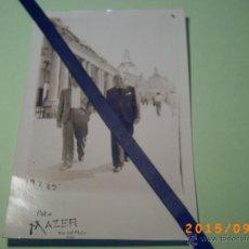 Postales: ANTIGUA POSTAL MAR DEL PLATA - BUENOS AIRES- ARGENTINA- FOTO MAZER 1940. Lote 51171262
