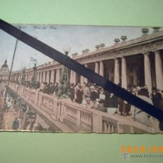 Postales: ANTIGUA POSTAL MAR DEL PLATA - RAMBLA BRISTOL - BUENOS AIRES- ARGENTINA- Nº 130 - EDIC. LIBRERIA REY. Lote 51171437