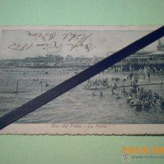 Postales: ANTIGUA POSTAL MAR DEL PLATA - LA PERLA - BUENOS AIRES- ARGENTINA- EDIC. VIRGILIO PEPINO 1924. Lote 51171505