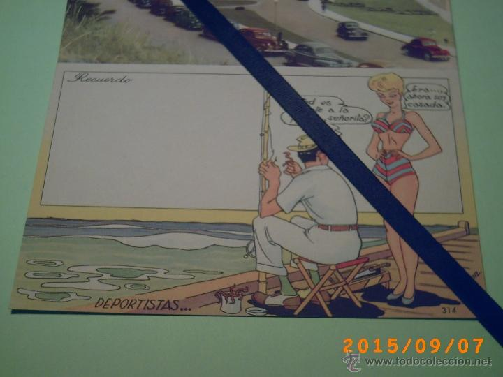Postales: ANTIGUA POSTAL MAR DEL PLATA -VISTA PANORAMICA DEL PARQUE SAN MARTÍN -BUENOS AIRES-ARGENTINA-POSTAL - Foto 3 - 51172290